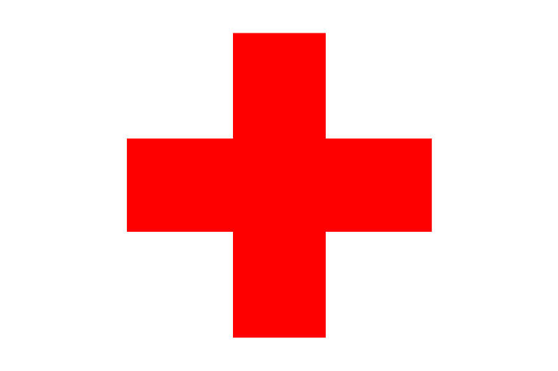 What does the Red Cross do?